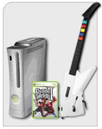 Xbox Guitar Hero II Consola Videojuegos Hogar Digital
