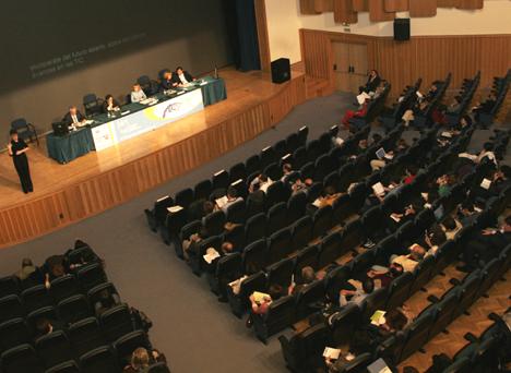 Sala DRT4ALL II Congreso Internacional sobre Domótica, Robótica y Teleasistencia para Todos