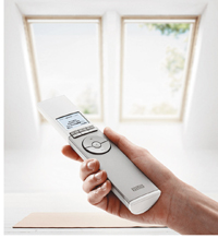Velux io-homecontrol domótica hogar digital