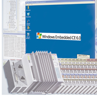 Beckhoff Windows Embedded CE 6.0
