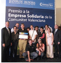 Fermax Empresa Solidaria