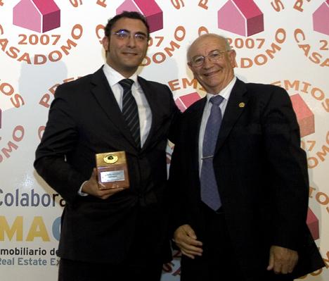 Premios CASADOMO 2007 Hogar Digital BJC