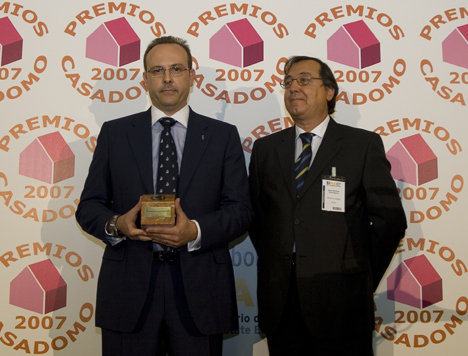 Premios CASADOMO 2007 Hogar Digital Dorica