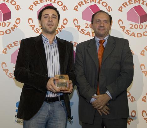 Premios CASADOMO 2007 Hogar Digital Home Systems
