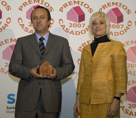Premios CASADOMO 2007 Hogar Digital Inmomatica