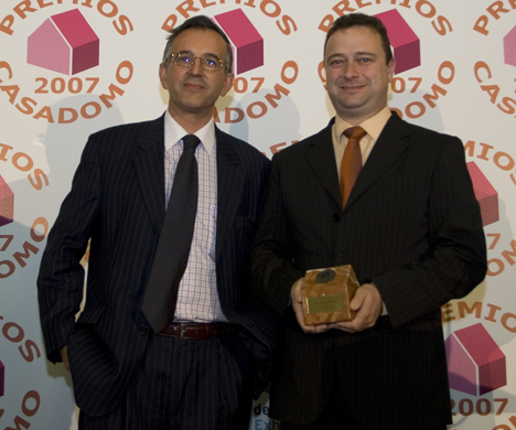 Premios CASADOMO 2007 Hogar Digital Netgear