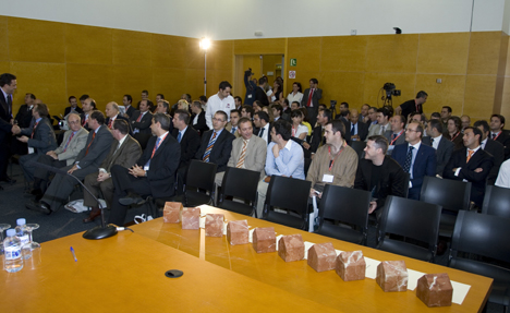 Premios CASADOMO 2007 Hogar Digital Premios Asistentes