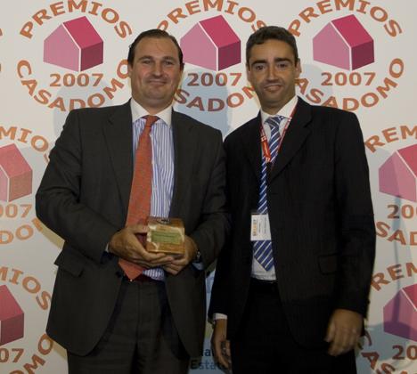 Premios CASADOMO 2007 Hogar Digital Secosol