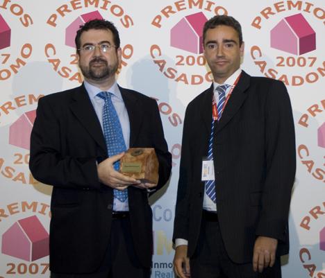 Premios CASADOMO 2007 Hogar Digital Securitas Direct