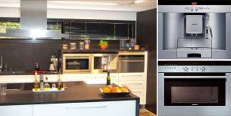 Cocina Siemens Electrodomésticos Inteligentes Serve@tHome Vic Barcelona DiLartec Avanza Hogar Digital
