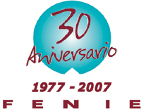 FENIE Logo 30 Aniversario