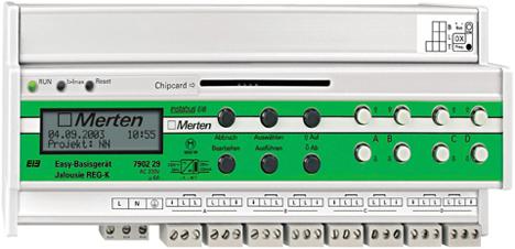 KNX Konnex Merten Schneider Electric