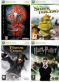 Microsoft Videojuegos Xbox360