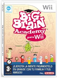 Big Brain Academy Nintendoo Wii