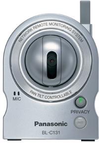 Cámara IP Panasonic Seguridad Hogar Digital