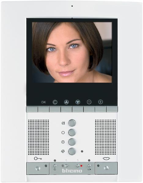 Videoportero Polix F ON 344172 Bticino