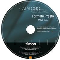 CD Catalogo Presto SimonVIT@