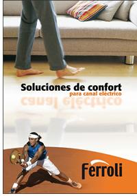 Catálogo Ferroli