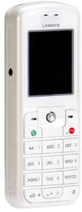 iPhone WIP320 Linksys
