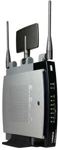 Gateway Wireless-N WAG325N Linksys