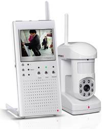 Sistema Vigilancia 36TVMove y 36TCam de Rimax