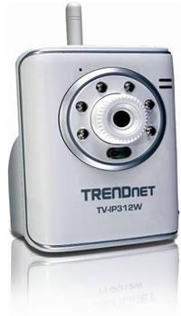 Cámara Internet TV-IP312W de Flytech