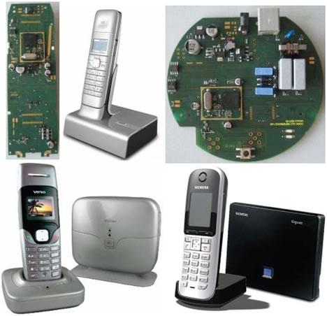 Dispositivos CAT-iq
