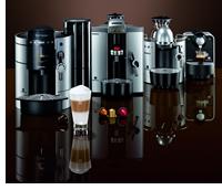 Siemens Nespresso y Surpresso