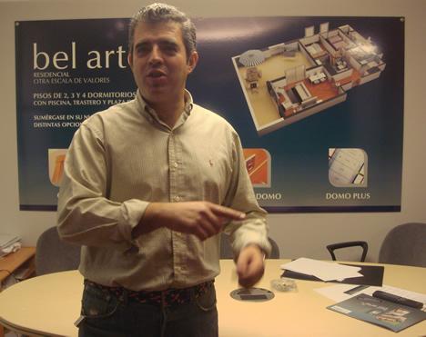 Miguel Angel Utrilla Piso Piloto Promoción bel arte UTRIR e INMOMATICA