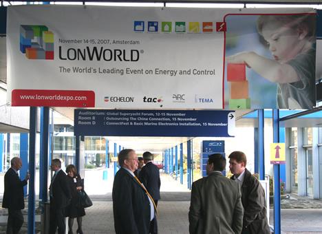 Exterior LonWorld 2007