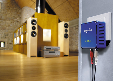 Hogar Digital dLAN Audio Extender
