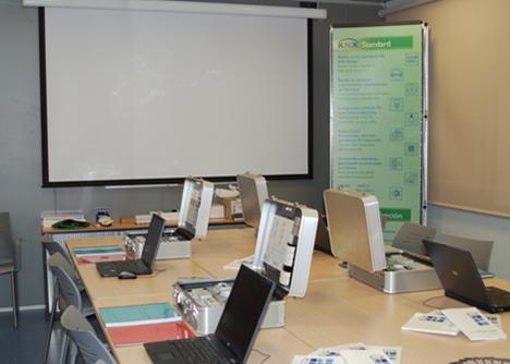 Centro de Estudios Domótica Konnex REDDOM