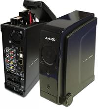 AKUO Caja Multimedia