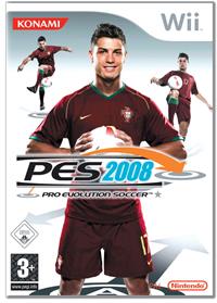 PES 2008 NintendoWii