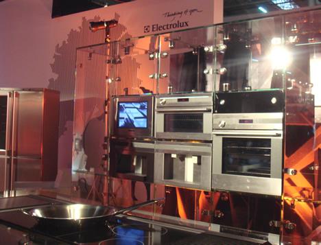 Cocina Electrolux Casa Pasarela 2008