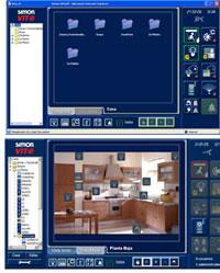 Interface Vit@-IP Simon