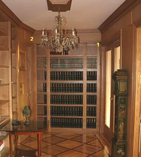 Hall con Cámaras y Volumétrico Supercasa ROSALES INMOMATICA