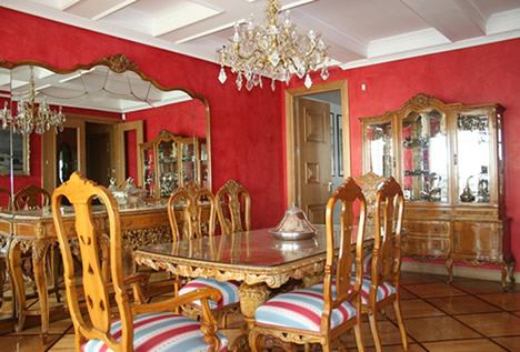 Salón Rojo Supercasa Rosales INMOMATICA