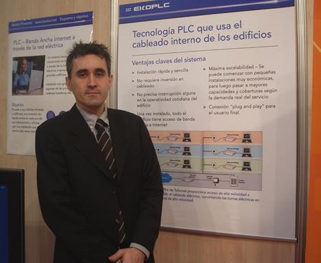 Stand EKOPLC SITI/asLAN 2008