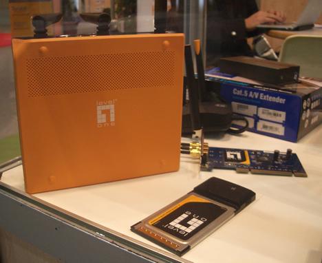 Wireless Llevel One SITI/asLAN 2008