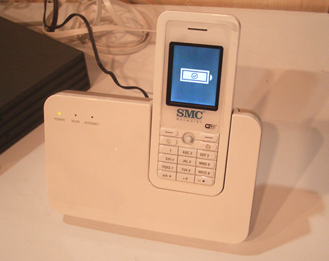 Telefono IP SMC SITI/asLAN 2008