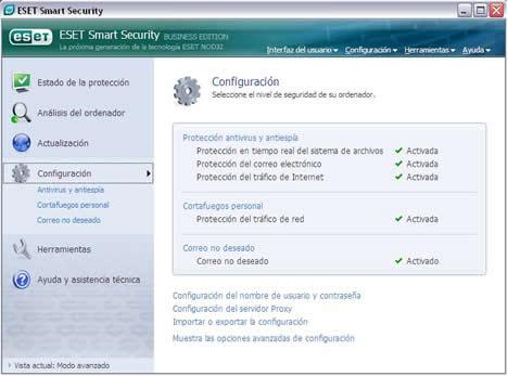 ESET NOD32 Antivirus v3 y ESET Smart Security