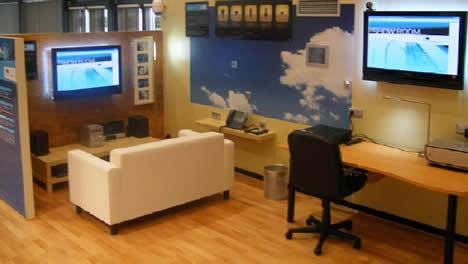 Showroom Endesa Network Factory