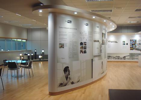 Vista General Show-Room BJC