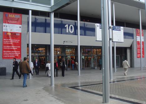 Exterior SIMA y SIMAfutura 2008