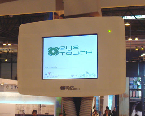 Eye Touch Home Systems CASA SIMA SIMAfutura 2008