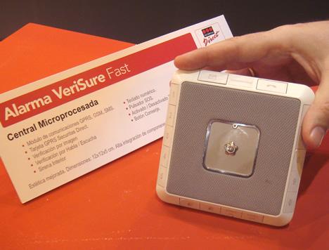 Securitas Direct Centralita VeriSure SIMA y SIMAfutura 2008