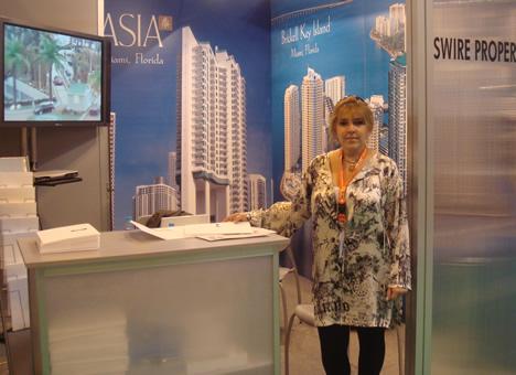Swire Properties ASIA SIMA y SIMAfutura 2008