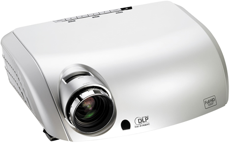 Optoma Videoproyector Full HD HD80-300
