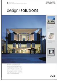 Revista Design & Solutions de Jung Ibérica